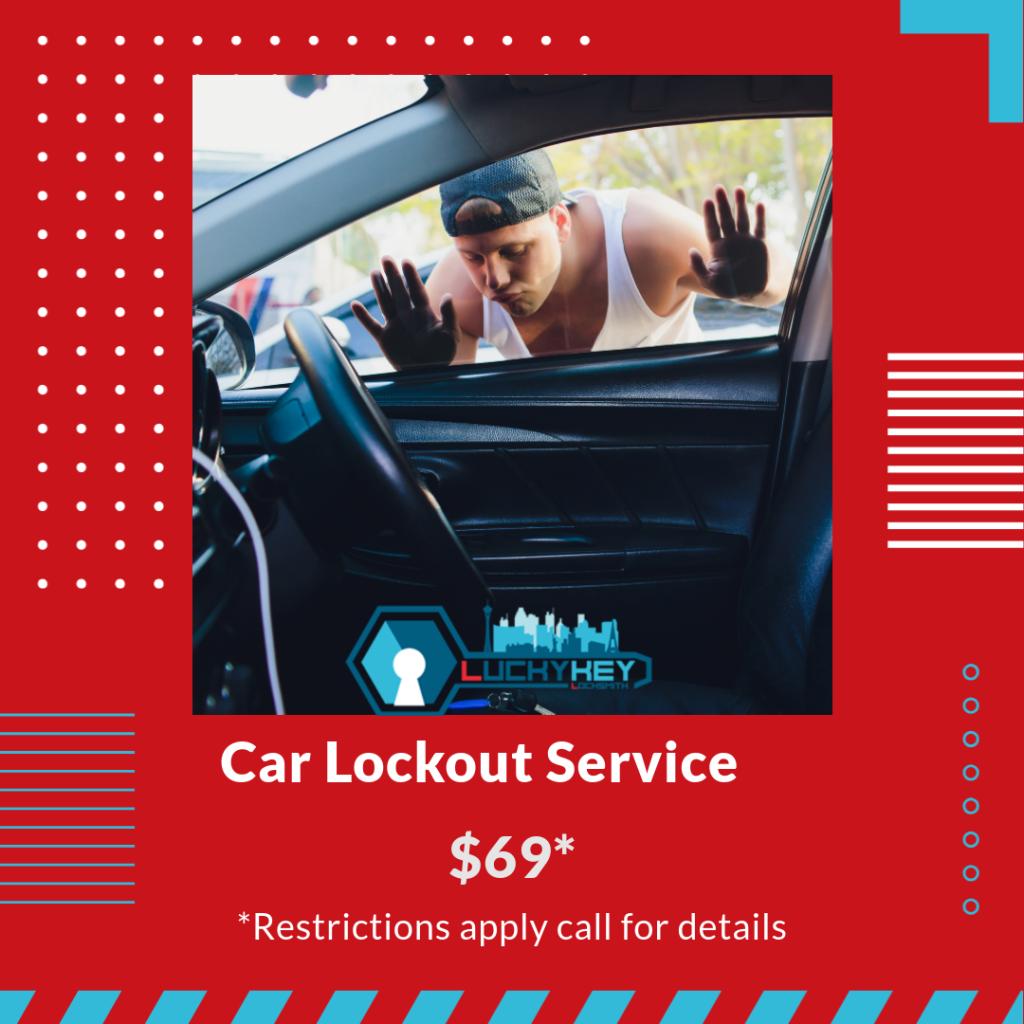 Car Lockout Special Las Vegas, Nevada